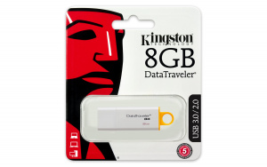 PEN DRIVE 8GB KINGSTON USB 3.0  [25] 1
