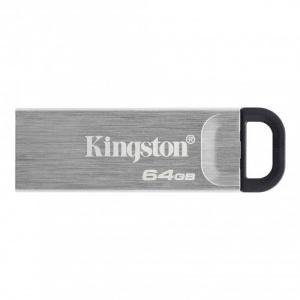 PEN DRIVE 64GB KINGSTON USB 3.2 DT. KYSON METAL 1