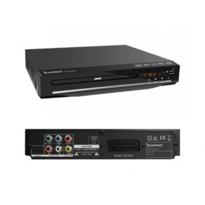 REPRODUCTOR DVD SUNSTECH DVPMH225BK 1