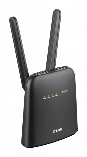WIFI D-LINK ROUTER 2P 10/100 3G/4G N300 1