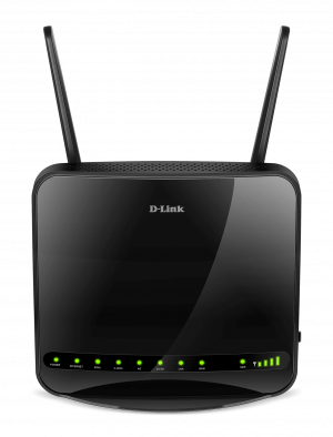 WIFI D-LINK ROUTER AC1200 4P 10/100 4G 1