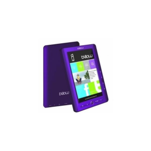 "E-BOOK BILLOW COLOR BOOK 7"" 4GB TFT PURPLE 1"