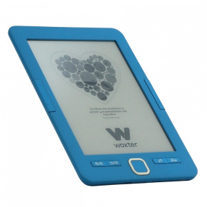 "E-BOOK WOXTER SCRIBA 195 6"" 4GB E-INK AZUL 1"