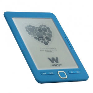 E-BOOK WOXTER SCRIBA 195 PAPERLIGHT BLUE 1