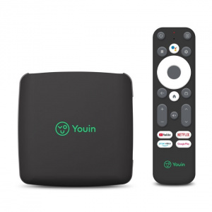 SMART TV ANDROID ENGEL 4K YOU-BOX 1