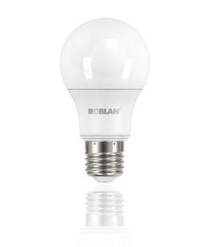 LED BOMBILLA ROBLAN 9W/E27/806LM/3000K/CALIDA 1