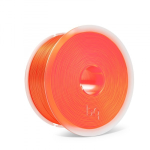 CARTUCHO PLA EASY GO BQ 1.75MM FLUORESCENT ORANGE 1