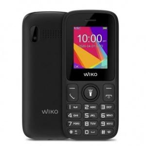 """TELEFONO MOVIL WIKO F100 NEGRO 1.8"""" 1"""