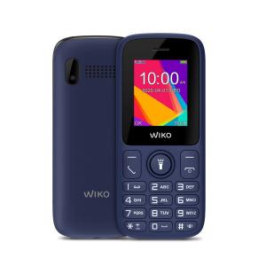 "TELEFONO MOVIL WIKO F100 AZUL 1.8"" 1"