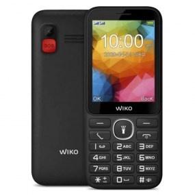 """TELEFONO MOVIL WIKO F200 NEGRO 2.8"""" 1"""