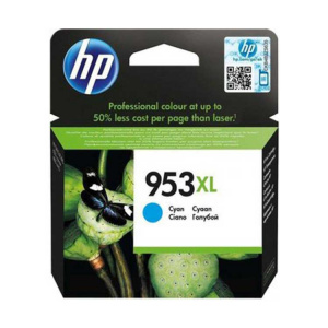 CARTUCHO HP 953XL  CIAN 20.ML PARA OFFICEJET P 1