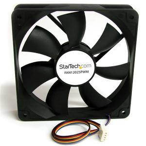 STARTECH VENTILADOR CAJA PC 120X25MM CON PWM –  FA 1