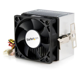 STARTECH VENTILADOR CPU SOCKET A 60X65MM CON DISIP 1