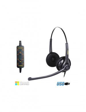 AURICULARICULAR FREEMATE DH037B-USB  BIAURAL USB 1