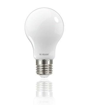 LED BOMBILLA ROBLAN FROST 6.2W/E27/780LM/6500K/FRÍ 1