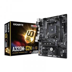 PLACA BASE AM4 GIGABYTE A320M-S2H MATX/USB 3.1/HDMI/VGA 1