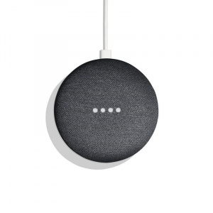 GOOGLE HOME MINI CARBON ALEMAN 1