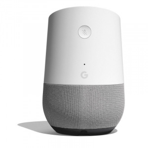 ALTAVOZ INTELIGENTE GOOGLE HOME BLANCO 1