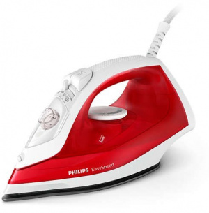 PLANCHA PHILIPS EASYSPEED GC1740  2000W ROJA 1
