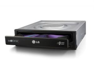 REGRABADORA DVD LG GH24NS SATA NEGRO [10] 1