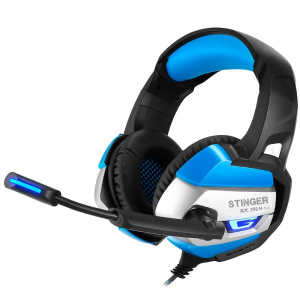 AURICULARES WOXTER GX250H 7.1 PC, PS4 1