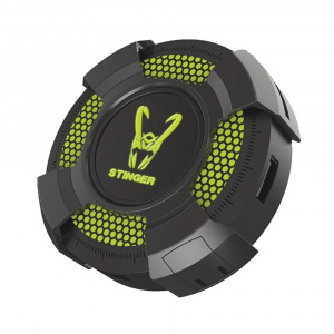 HUB 4 PUERTOS WOXTER STINGER USB 2.0 LED 5 COLOR 1