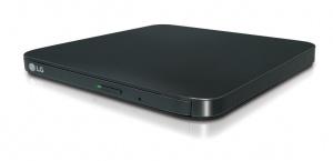 REGRABADORA DVD EXT. LG ULTRA SLIM GP90EB70 NEGRA USB 2 1