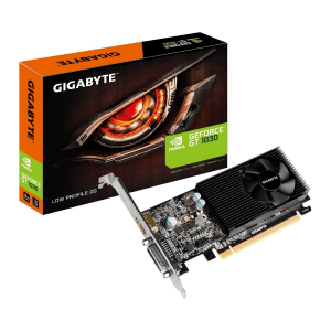 SVGA GEFORCE GIGABYTE GTX 1030 2GB GDDR5 LP 1