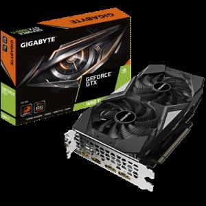 SVGA GEFORCE GIGABYTE GTX 1660 TI OC 6G DDR6 1