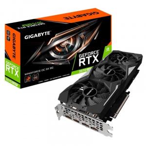 SVGA GEFORCE GIGABYTE RTX 2070 WF3 OC 8GB DDR6 1