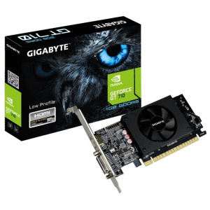 SVGA GEFORCE GIGABYTE GT710 1GB GDDR5 LP 1