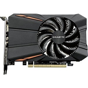 SVGA AMD GIGABYTE RX 560 OC 4GB DDR5 1
