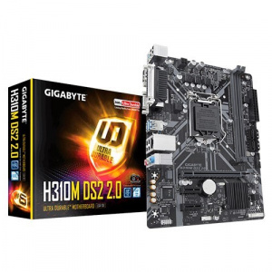 PLACA BASE 1151 GIGABYTE H310M DS2 2.0 MATX/DDR4 1
