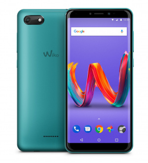 "TELEFONO MOVIL WIKO HARRY2 TURQUESA 5.45""/QC1.3/16GB/2GB 1"