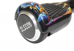 HOVERBOARD OLSSON UPWAY 6.5 RACING GRAFF NEGRO 1