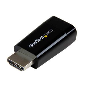 STARTECH ADAPTADOR CONVERSOR  VIDEO HDMI® A VGA - 1