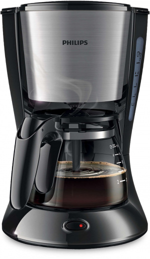 CAFETERA PHILIPS GOTEO DAILY COLLECTION METAL 1