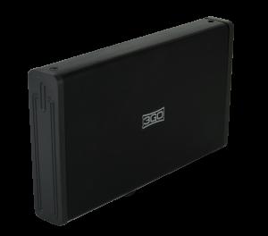 "CAJA EXTERNA HDD 3.5"" SATA-USB 3.0 3GO NEGRA [50] 1"