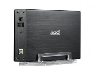"""CAJA EXTERNA HDD 3.5"""" SATA+IDE A USB 3GO NEGRA 1"""
