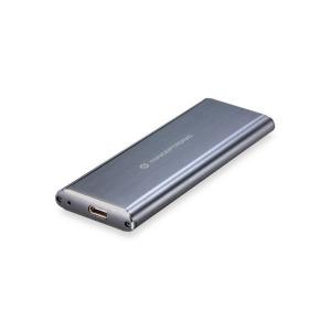 CAJA CONCEPTRONIC EXT. HDD M.2 USB-C 3.1 GRIS 1