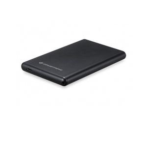 "CAJA EXTERNA HDD CONCEPTRONIC 2.5"" USB-C 3.1 NEGRA 1"