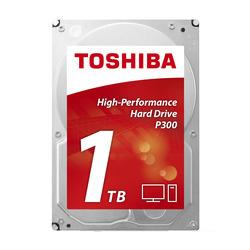 "DISCO DURO 3.5"" TOSHIBA 1TB P300 SATA3 7200RPM 64MB 6GB/ 1"