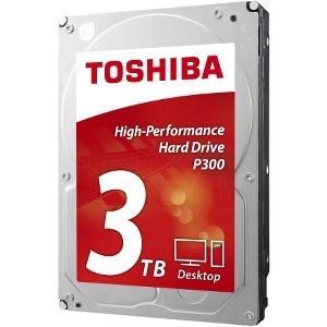 "DISCO DURO 3.5"" TOSHIBA 3TB P300 SATA3 7200RPM 64MB 6GB/ 1"