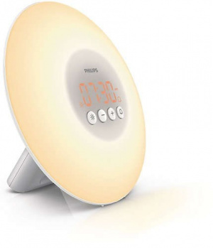 RELOJ DESPERTADOR PHILIPS WAKE-UP LIGHT 1