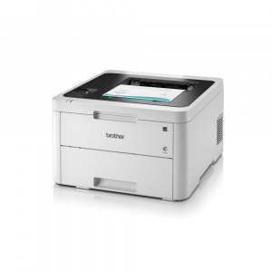 IMPRESORA LASER COLOR BROTHER HLL3230CDW  RED/WIFI 1
