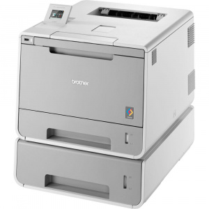 IMPRESORA LASER COLOR BROTHER HLL9200CDWT BADEJA ADICIO 1