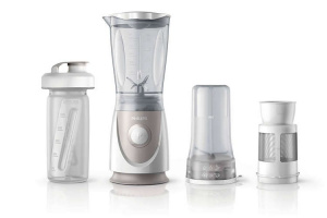 BATIDORA DE VASO PHILIPS DAILY MINI HR2874 1