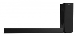 BARRA DE SONIDO PHILIPS SUBWOOFER INALAMBRICO 2.1 1