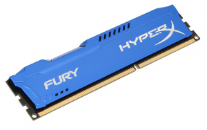MEMORIA KINGSTON DDR3 8GB 1600MHZ CL10 FURY HYX 1