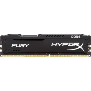 MEMORIA KINGSTON DDR4 8GB 2400MHZ HYPERX BLACK 1